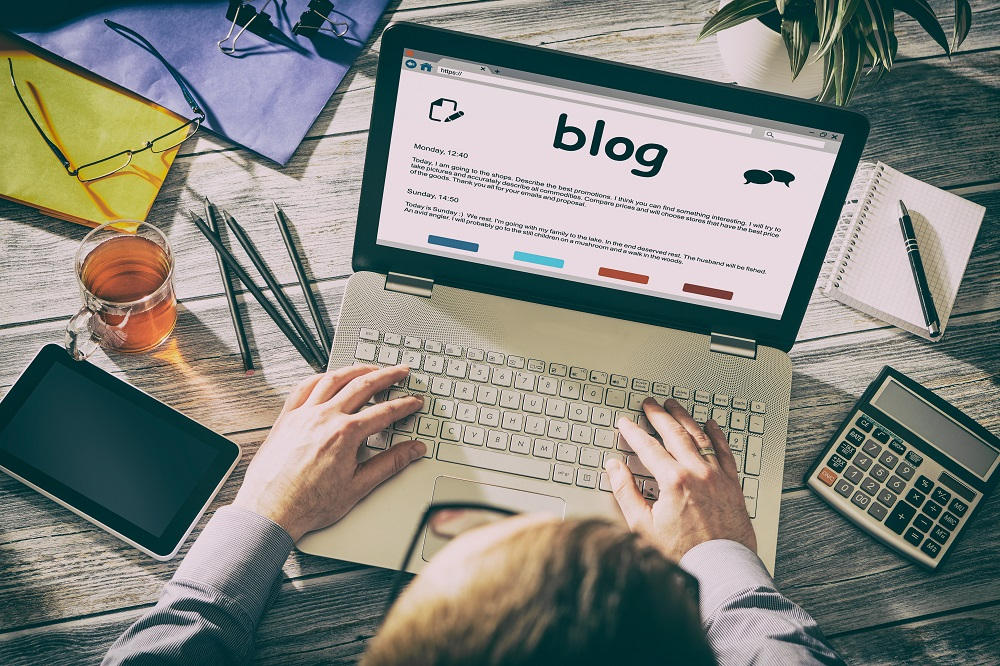 Should Small Business Websites Have A Blog?